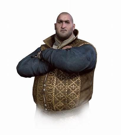 Dijkstra Witcher Sigismund Reuven Sigi Wikia Tw3