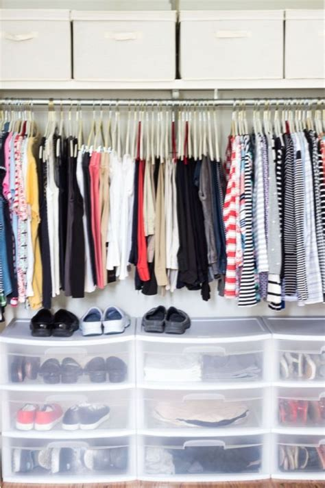 Closet Organization Ideas Shoes by 6 Room Closet Upgrades That Are Worth Your Time