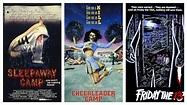 3 Campy 80's Summer Camp Horror Classics | Film School Shorts