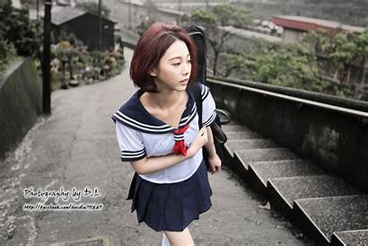 Uniform Taiwanese Wallpapers Yǔ Asian Taiwan Models