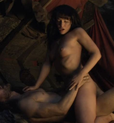Erin Cummings Nude Sex In Spartacus Blood And Sand Free
