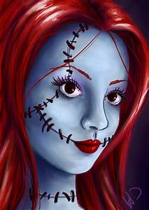 Sally - Nightmare before christmas by hanah-chan on DeviantArt