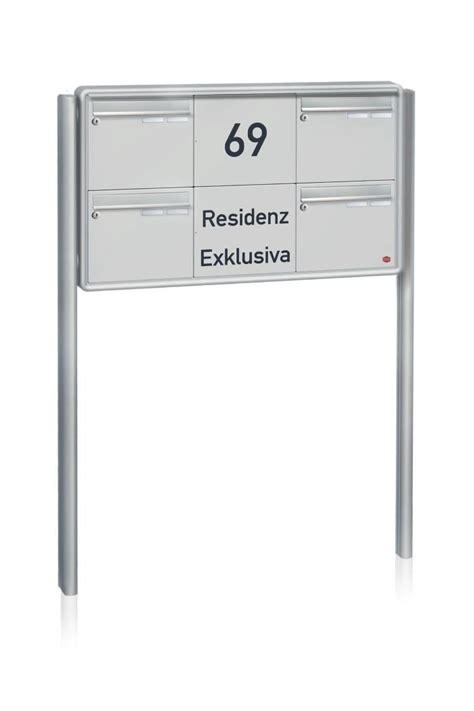 Standbriefkasten Edelstahl 646 by Die Besten 25 Briefkastenanlage Ideen Auf
