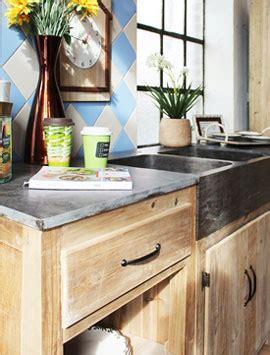 cuisine made in meuble cuisine bois massif bas et haut made in meubles