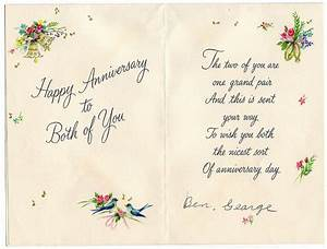 ideas for impressive wedding anniversary cards best With images of wedding anniversary greeting cards