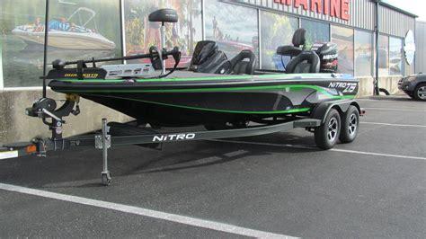 Nitro Boats Dealers by 2017 Nitro Z19 19 Foot 2017 Boat In Nicholasville Ky