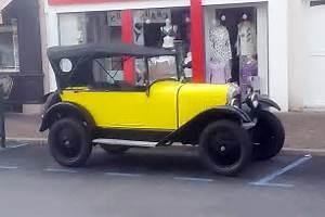 Citroen Trefle : tous les matins une voiture de collection sur ~ Gottalentnigeria.com Avis de Voitures