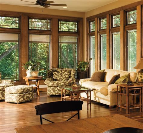 relaxing wooded retreat designer series casement windows pella photo gallery window ideas