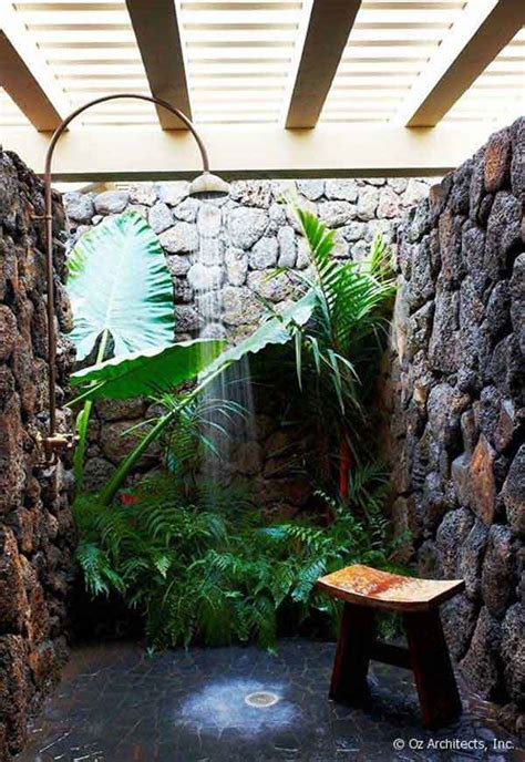 spice   backyard    cool outdoor showers