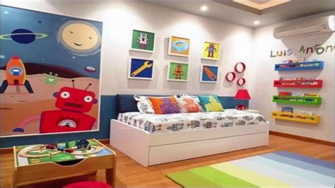 Awesome Kids Room Ideas|colourful Kids Rooms( Wall