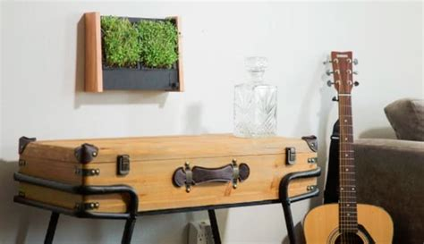 How To Build A Vertical Garden Frame by The Ecoqube Frame Is A Vertical Garden Built For Your
