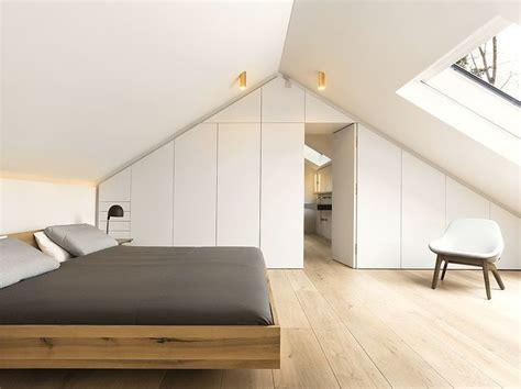 Modern Loft Bedroom Design Ideas by Best 25 Attic Bedroom Closets Ideas On Attic