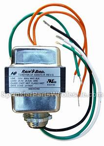 Rain Bird 120v Outdoor Transformer 636209 Esp