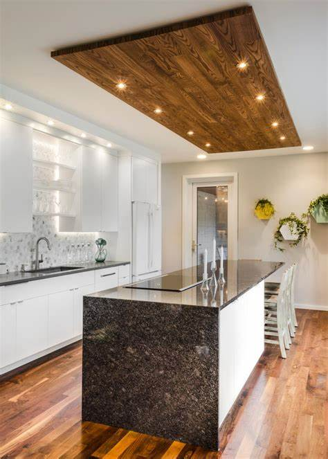 Kitchen design ideas india kitchen colour combination india kitchen cabinet colors 2021 kitchen cabinet color ideas 2021 kitchen cabinet color trends 2021 kitchen laminate colour combination latest ceiling design for living room. 3 Design Ideas to Beautify your Kitchen Ceiling ...