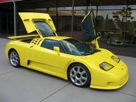 With thanks to all of them. Compra el Bugatti EB 110 SS de Michael Schumacher