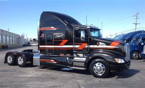 custom kenworth for sale 2016 kenworth t660 studio custom w seattle package