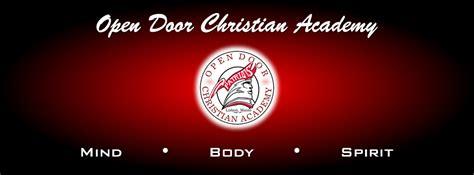 open door christian school open door christian academy