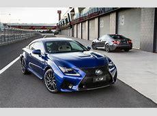 Lexus RC F launches in Australia, new highperformance V8