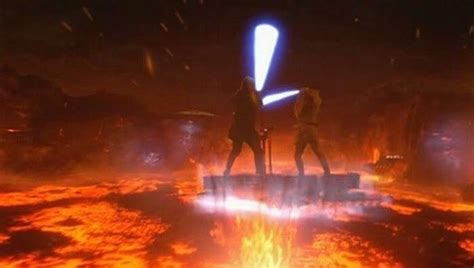 which is the best lightsaber fight in all of star wars