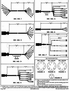 Instrument Panel And Gauge Cluster Harnesses