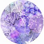 Aesthetic Icon Purple Sticker Picsart Useit Purpleaesthetic