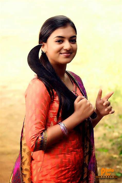 malayalam actress nazriya nazim   cute