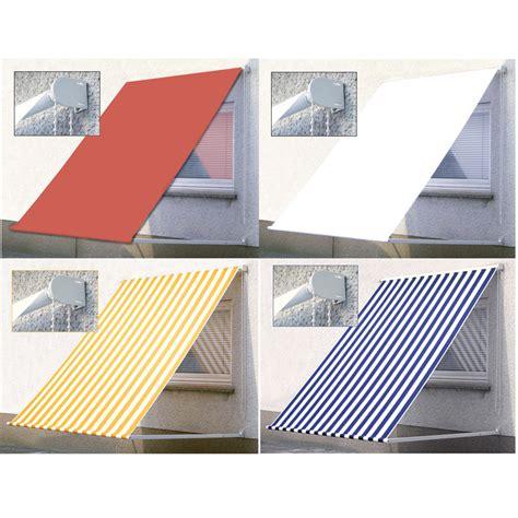 Balkonmarkise 1,5x2m Markise Fallarm Fallarmmarkise Balkon