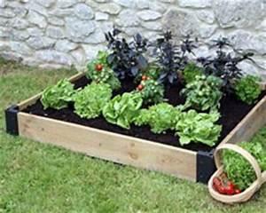 Faire Un Petit Potager En Carré : un carr de jardin ~ Melissatoandfro.com Idées de Décoration