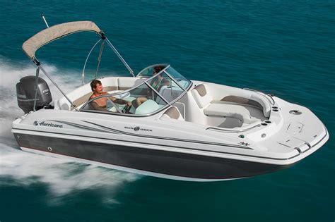 Hurricane Deck Boat Navigation Lights by 2017 New Hurricane Sundeck 187 Ob Deck Boat For Sale