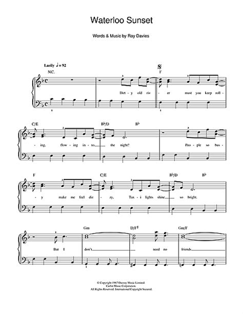 Cyndi Lauper True Colors Chords For Piano