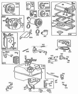 Briggs Stratton Engine Carburetor Diagram