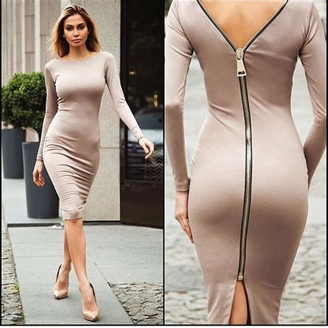 17 Best Ideas About Long Tight Dresses On Pinterest