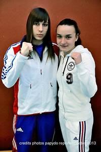 a la decouverte de la boxe féminine a dunkerque 2013 le