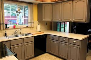 best repainting kitchen cabinets cole papers design With best brand of paint for kitchen cabinets with wall art ocean