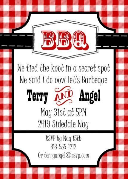bbq invite images