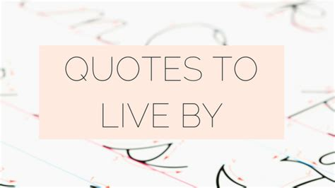 Quotes To Live By  Beautiful People Befithappy