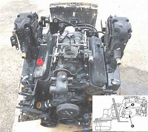 Details About Mercury Mercruiser Service Manual Gm 454 V8