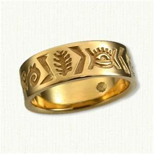 African Rings Jewelry