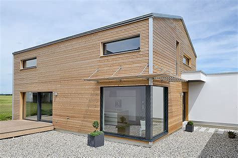 Moderne Häuser In Holzständerbauweise by Fotostrecke Holzrahmenbau Wirtschaftlicher Holzbau Mit