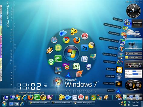 gadget bureau windows 8 descargas gratis gadgets gratis para windows 7