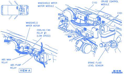 Oldsmobile Aurora Electrical Circuit Wiring Diagram