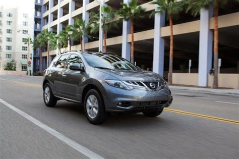 Nissan Murano Sv Awd Review