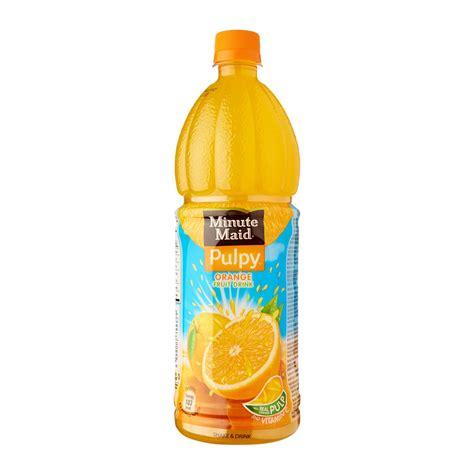 Minute Maid Pulpy Orange Juice 0 - from RedMart