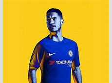 Chelsea launch home and away kits for 201718 These
