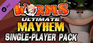 Worms Ultimate Mayhem - Single Player Pack DLC sur Steam