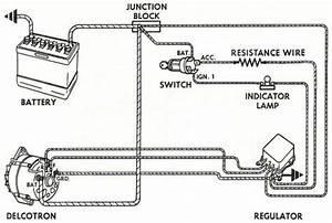 Delco Remy Alternator Wiring