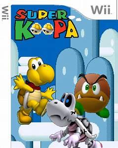 Super Koopa - Fantendo, the Video Game Fanon Wiki