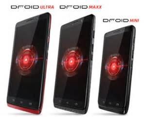 New Motorola Smartphones Verizon