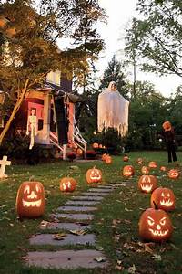 Scary, Yard, Decoration, Ideas, For, Halloween, 2018