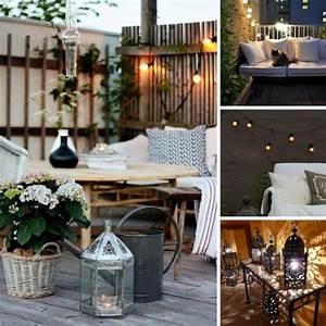 balkon gestalten 82 ideen fur individuelle wohlfuhllounge With balkon beleuchtung ideen